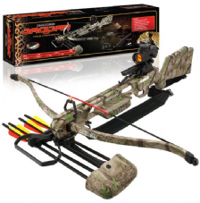Jaguar Camo 175LB Crossbow